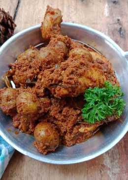 Hasil gambar untuk Rendang Ayam
