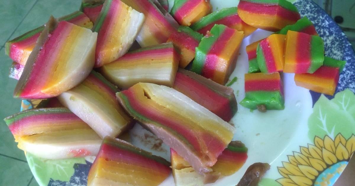 Resep Kue lapis (mudah dan simple tapi paste)