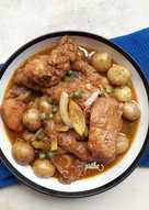Semur Ayam Kentang Kacang Polong