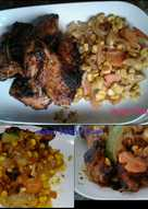 Ayam bakar kuah