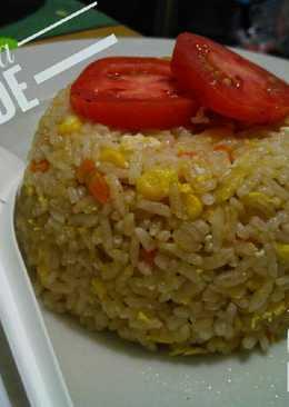 Nasi Goreng Mentega