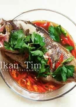 Ikan Tim / Tim Ikan / Steamed Fish