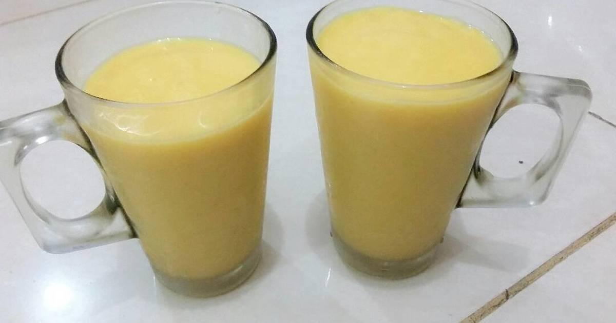 Resep Mango Mix Smoothies Ala Mell Veme
