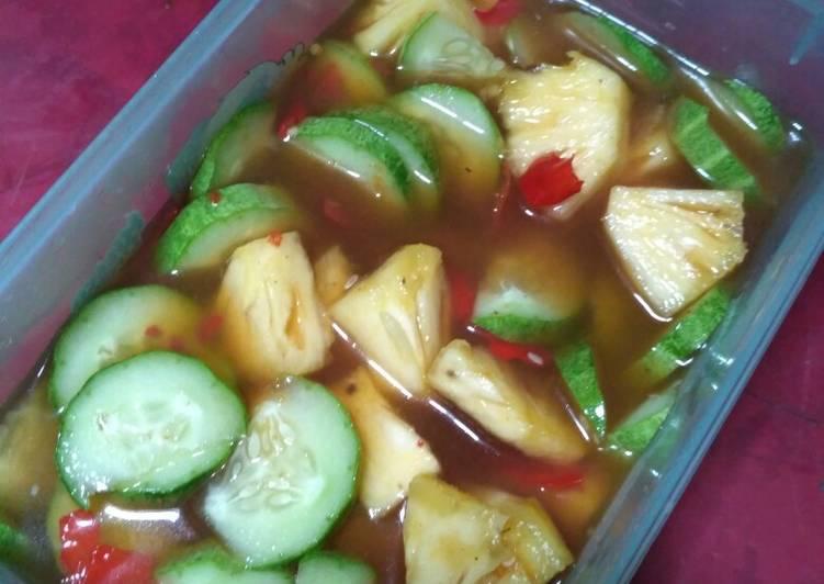 Resep Asinan Buah Pedas Oleh Nayla Tams Aneka Resep Masakan