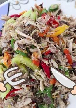 Tongkol Granat sarwendah,,Yuk recook (masakan rumah sederhana)