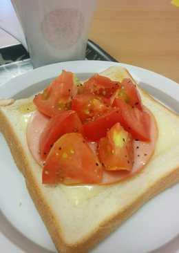 1 resep roti panggang fresh tomat enak dan sederhana   cookpad