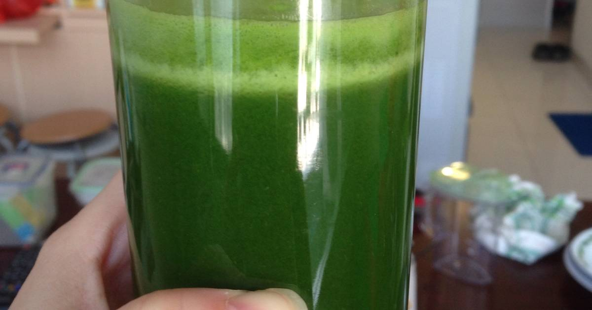 Resep Healthy Green Juice