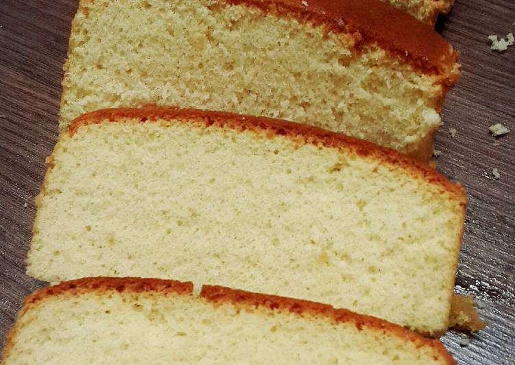 Japan Honey Cake Recipe: Resep Castella (Japanese Honey Sponge Cake) Oleh Riska