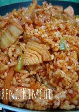 NasGor Kimchi (Kimchi Bokkeumbap) #BikinRamadhanBerkesan #Day11