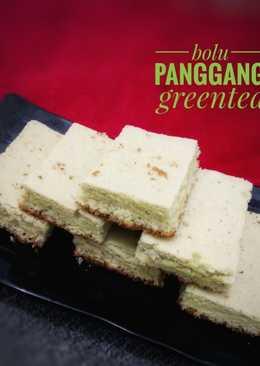 Bolu Panggang Greentea #kamismanis