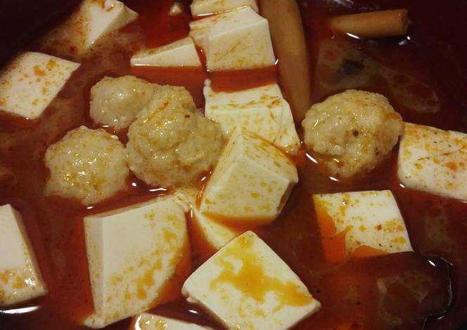 how to make bola bola soup