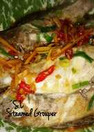 Tim Ikan Kerapu (Basic Steamed Grouper)