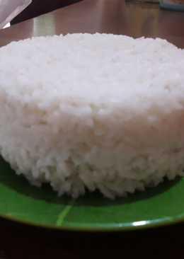 Nasi Putih Kukus