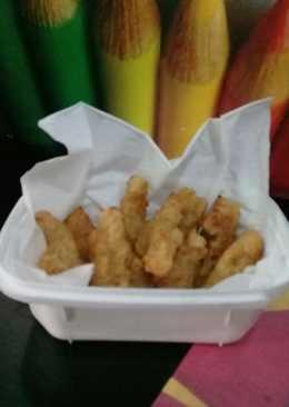 Stick Bakso goreng ayam