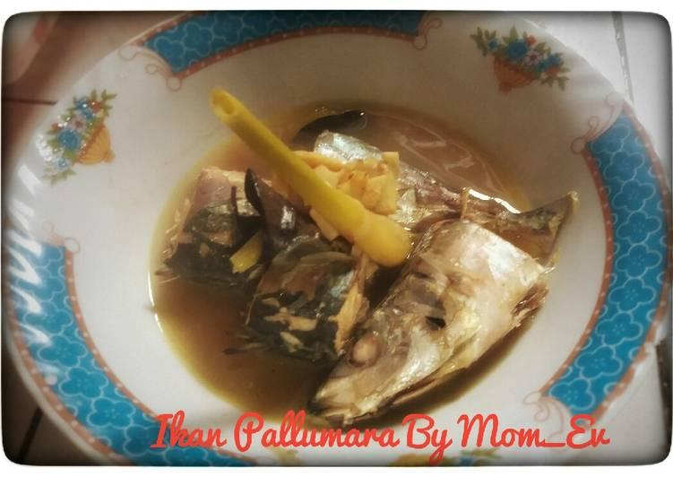 Ikan Pallumara (ikan masak kuning) #BikinRamadanBerkesan