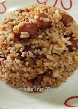Nasi Goreng Sosis Simple 😍😘