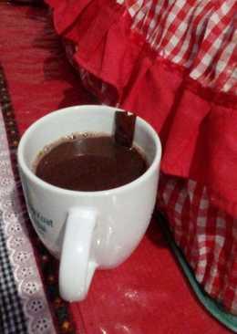 Hot Chocolate Cinnamon Drink