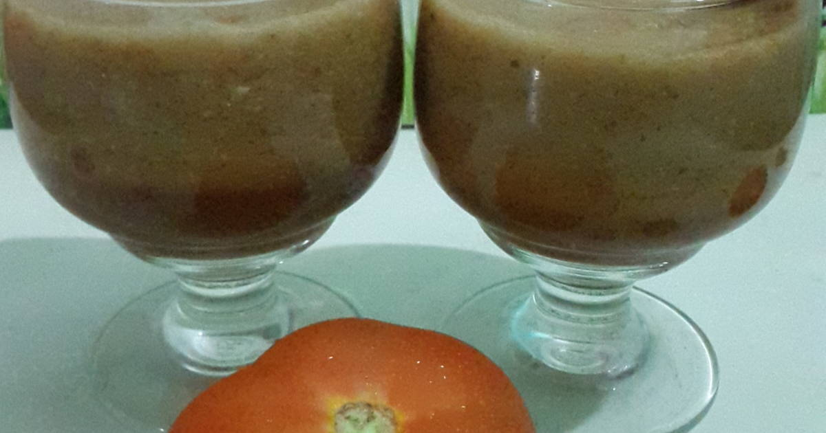 Resep ToTi  Berry Juice