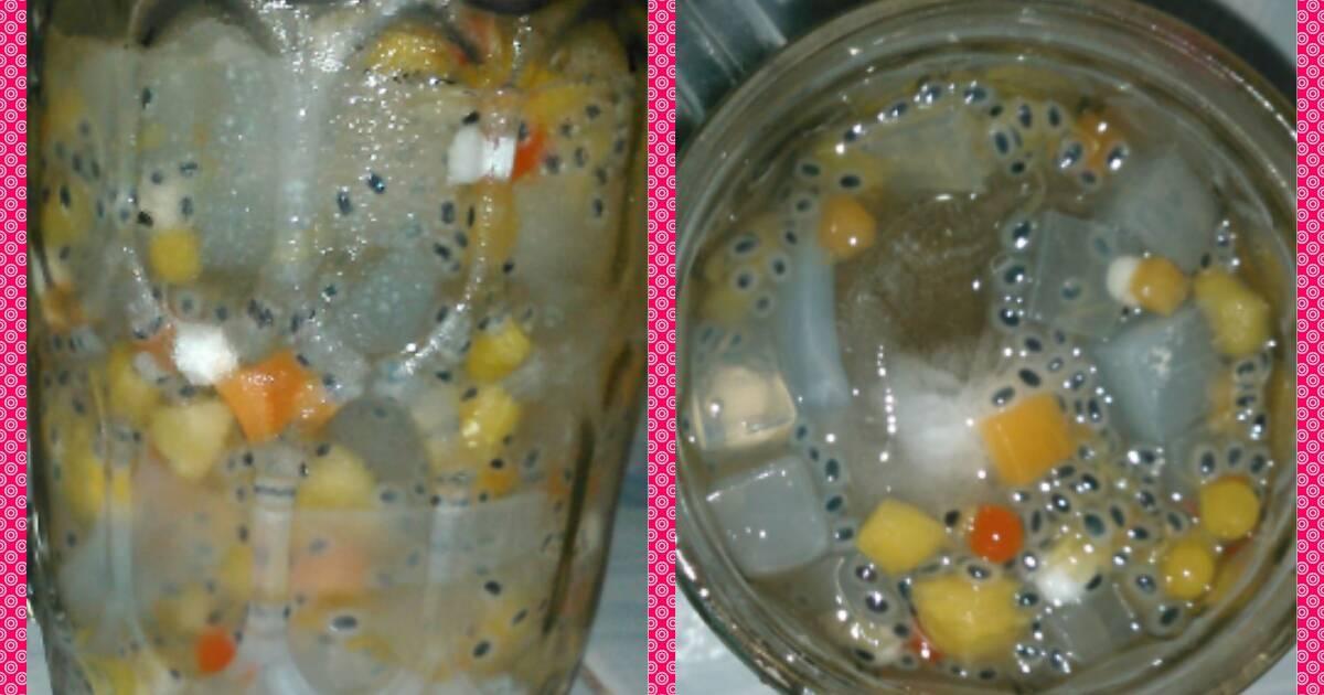 Resep Es Buah khas Banjar