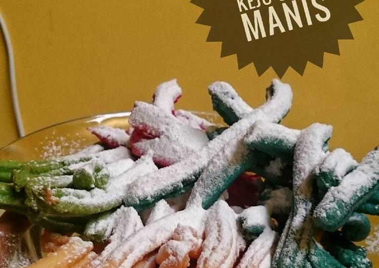 resep masakan Churros Gurih Manis