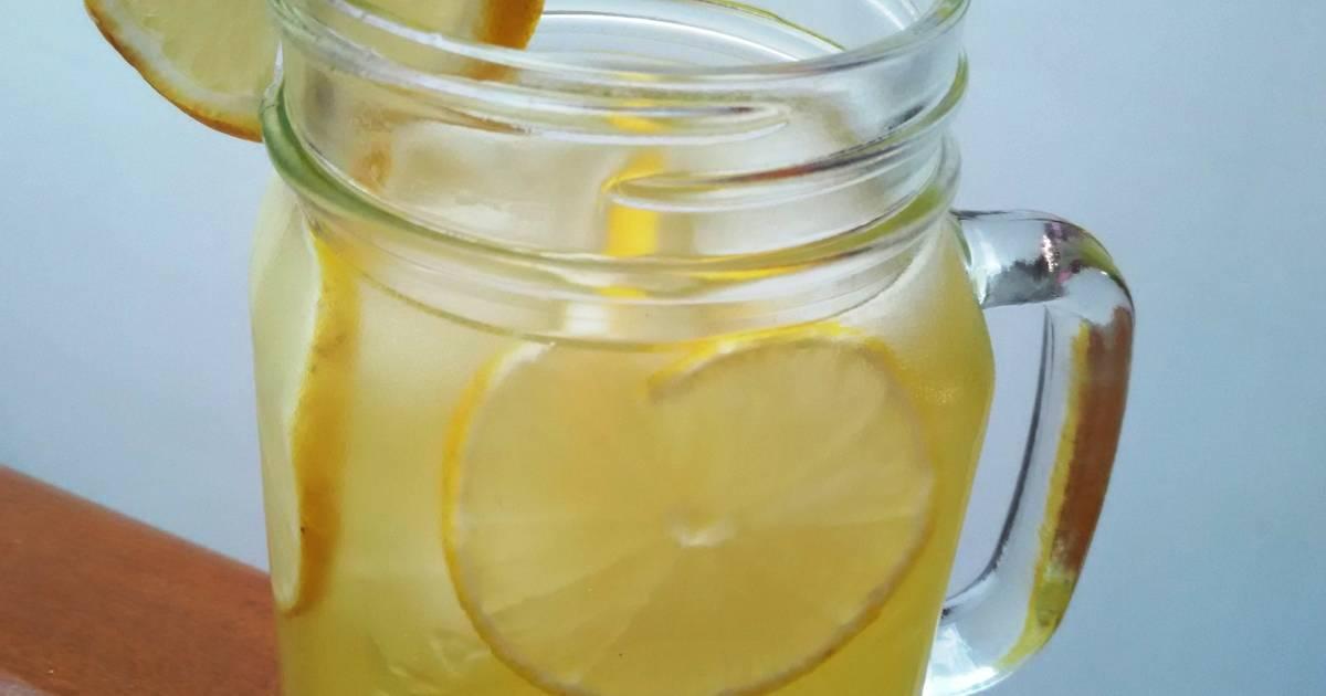 Resep Marquisa Lemon Squash Seger