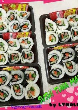 Sushi tuna mayo ala lynaluna