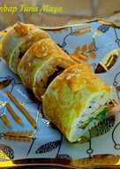 Kimbap telur isi tuna mayo