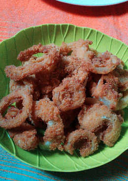 Simple Onion Ring