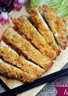 Chicken Katsu with Spicy Mayo