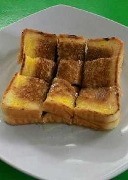 Roti panggang manis