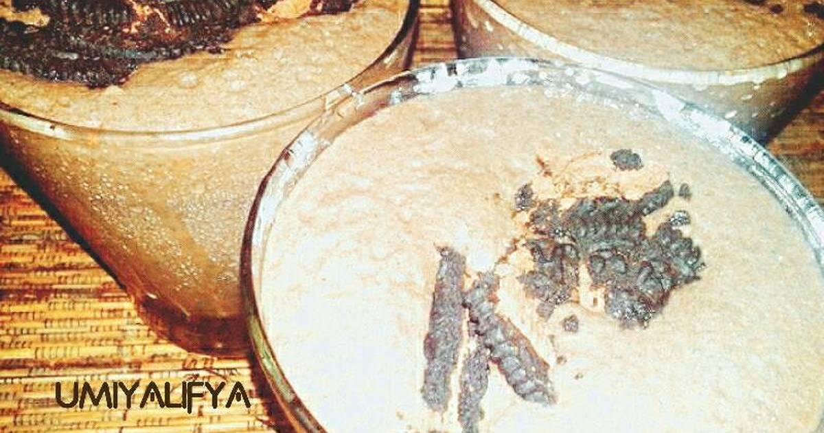 Resep Milkshake Oreo Coklat
