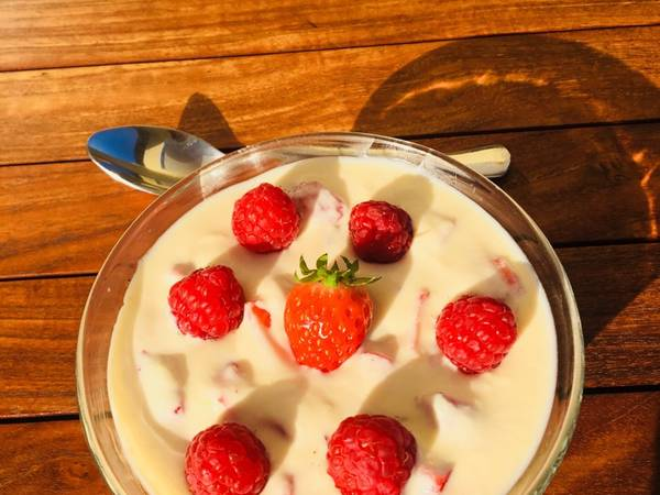 Cream anglaise
