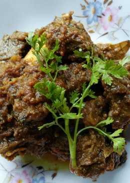 Mezbani Beef sederhana