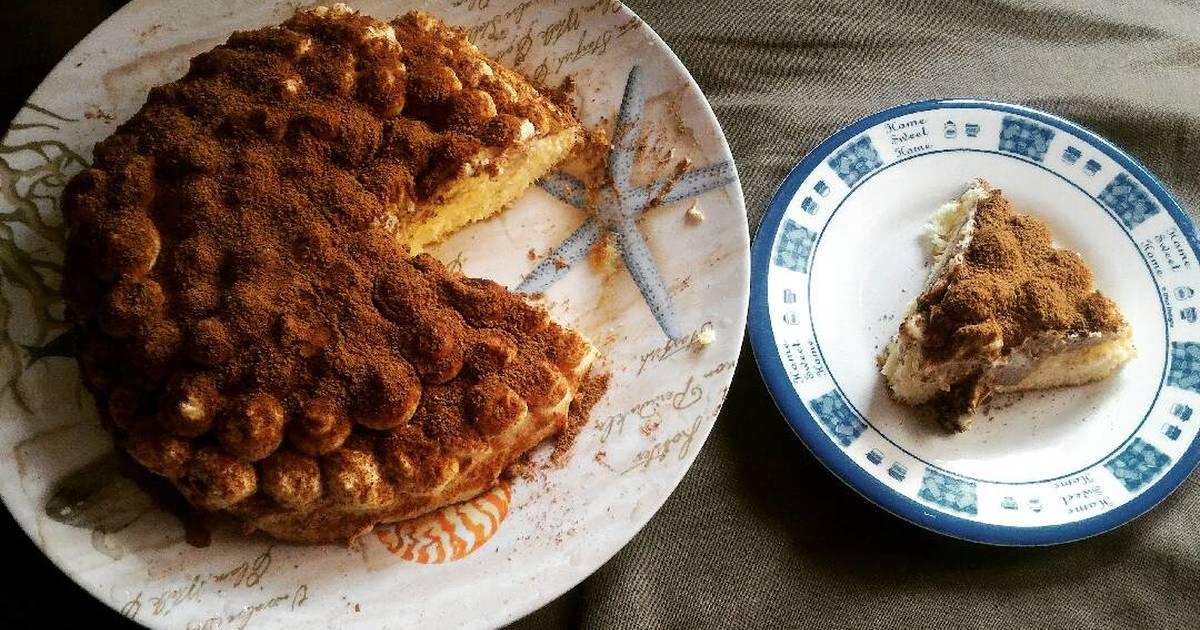 Resep Cake Tiramisu Jtt: Resep Tiramisu Cake Oleh Maria Teresa A.