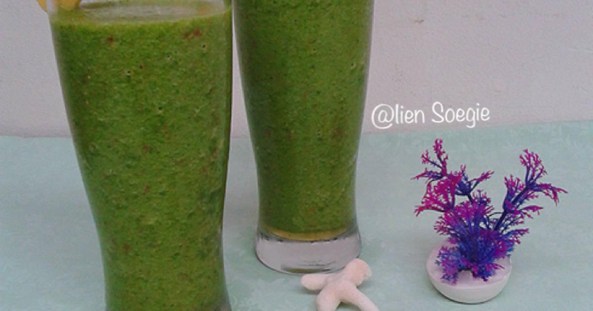 Resep Veggie Mix Juice