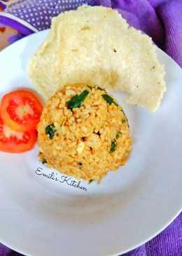 Nasi Goreng Bumbu Kari Sederhana