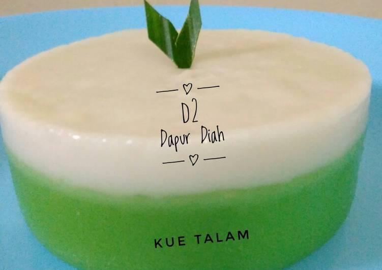 Kue Talam (#RabuBARU)