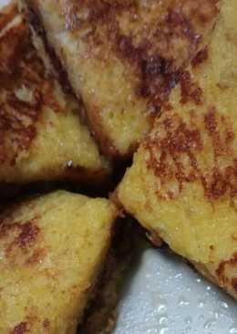 French Toast Roti Tawar