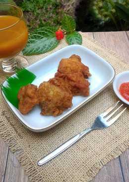 Ayam karage kriuk