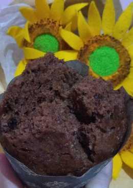 Muffin Choco Banana (Kukus)