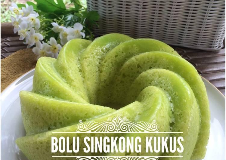 Bolu Singkong Kukus