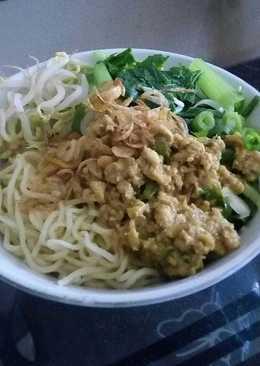 Bakmie Ayam Homemade