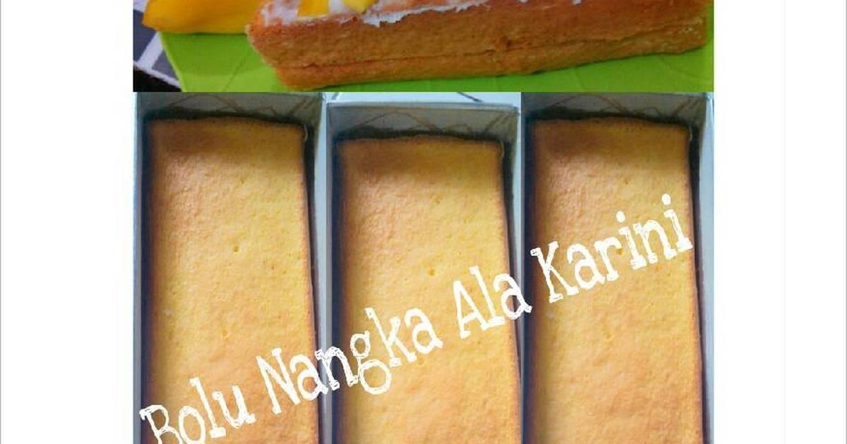 Resep Bolu nangka wangiii
