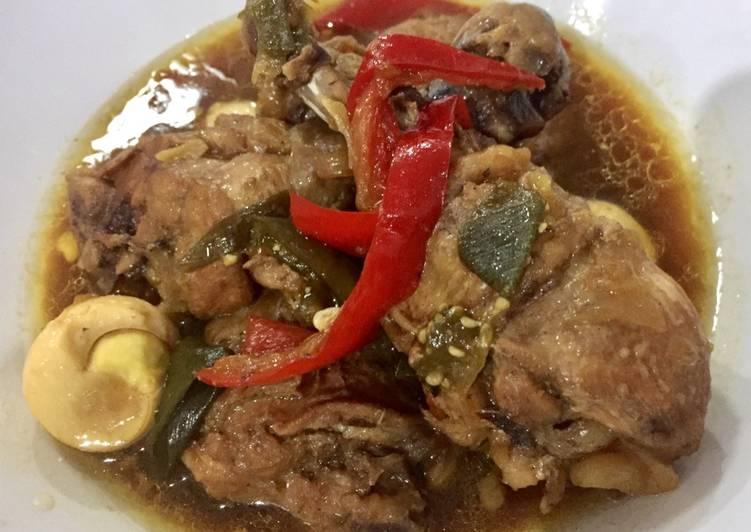Resep Ayam Kecap Manis By Rika