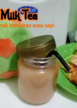 Oat Milk Tea (u anak intoleran susu sapi)