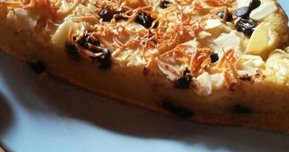 Resep Cake Durian Jtt: Daging Durian