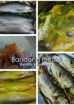 Bandeng Presto duri lunak homemade