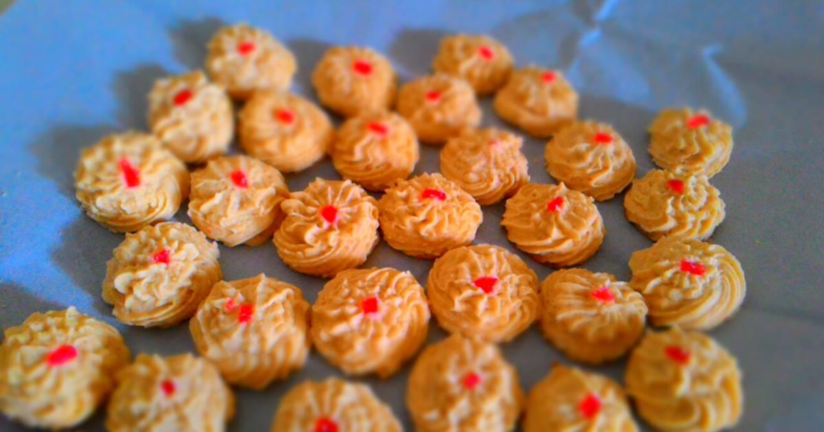 Resep Sagu Keju Cherry