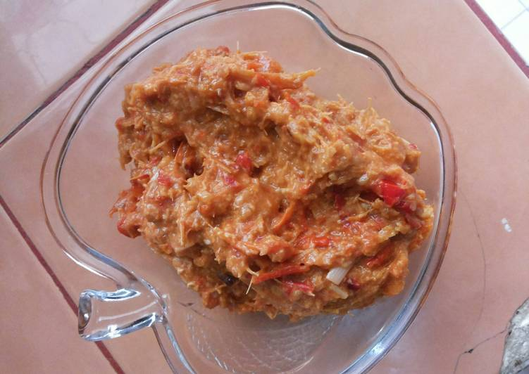 Sambal rias. sumber foto: cookpad.com