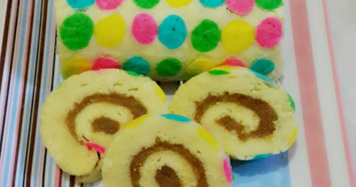 Resep Japanese Roll Cake